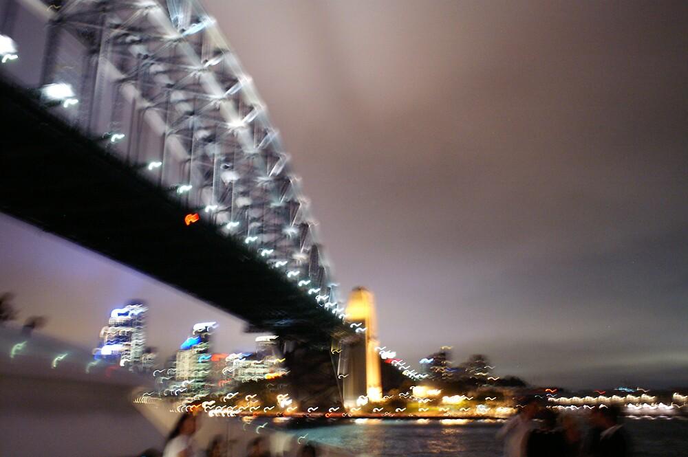 The Sydney Harbour Bridge 3 by HeidiEPlummer