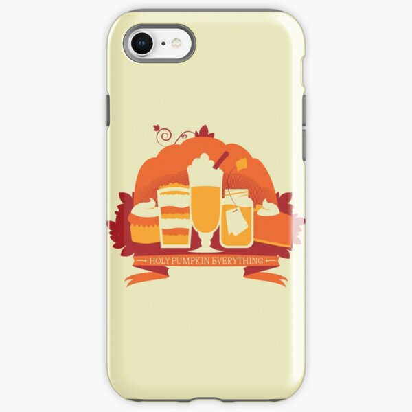 Holy Pumpkin Everything iPhone Tough Case