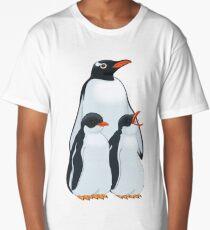 Penguin Party Long T-Shirt