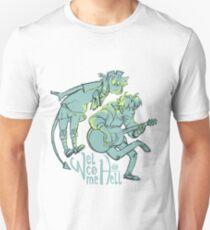W2H - Guitar Unisex T-Shirt