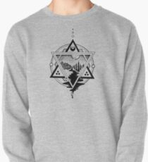 Saturn's Return in Sacred Geometry Pullover