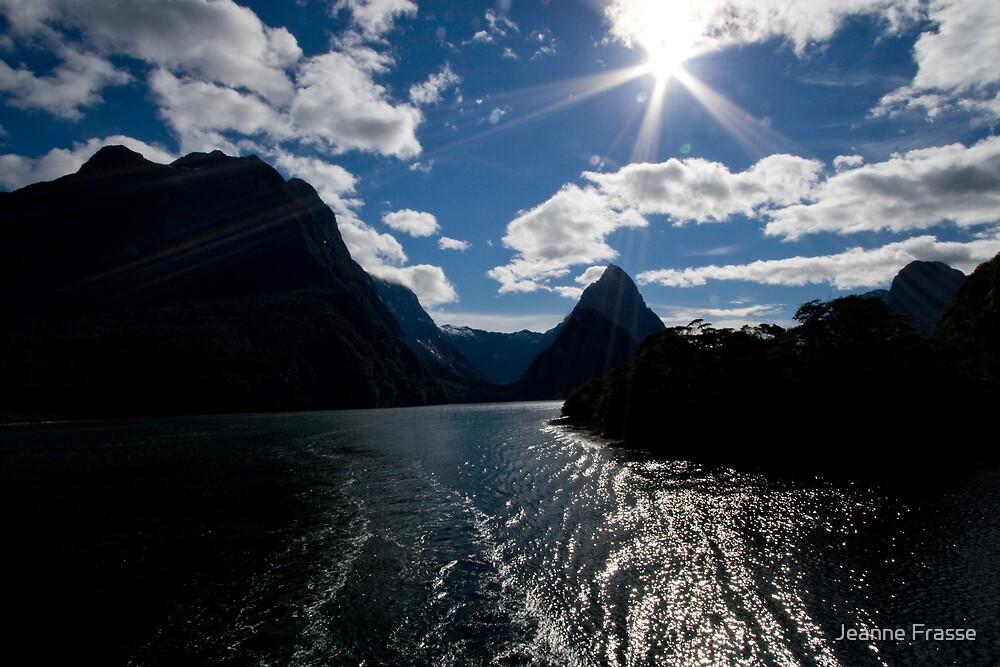 Milford Sound by Jeanne Frasse