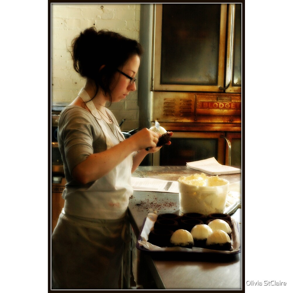Baker Girl by Olivia StClaire