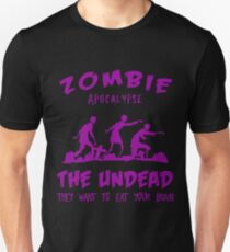 Zombie Apocalypse The Undead T-Shirt
