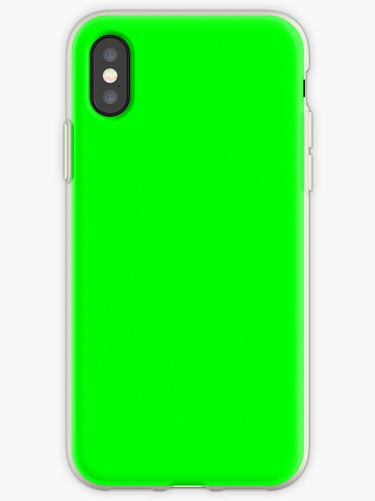 95e477d876057b Neon Green Simple Solid Designer Color All Over Color