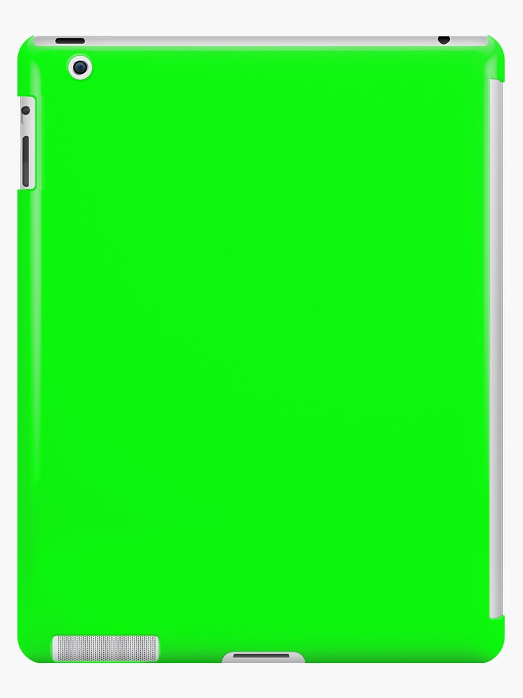 8e7461c22b20e Neon Green Simple Solid Designer Color All Over Color