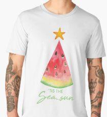 Summer Christmas Men's Premium T-Shirt