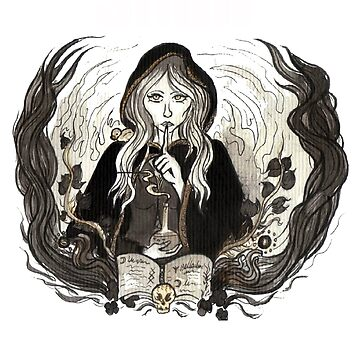 Halloween Witch  by WildShirtAttack