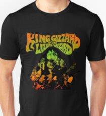 king gizzard and lizard the wizard T-Shirt