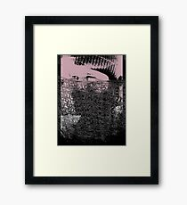 Victim Framed Print
