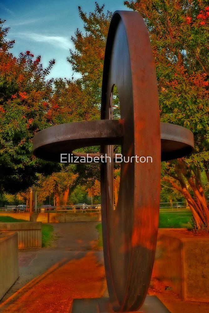 Iron Orb by Elizabeth Burton