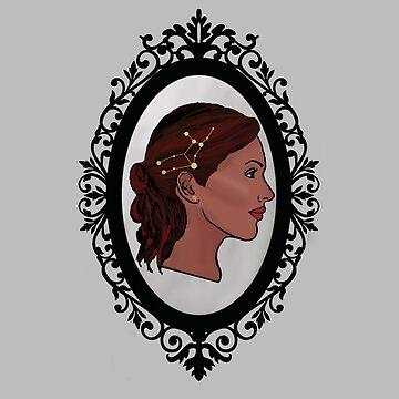 Virgo by EmmyAnastasia