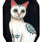 Little Priestess by LeaBarozzi