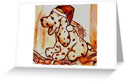 Dog II by Tristan Nolan