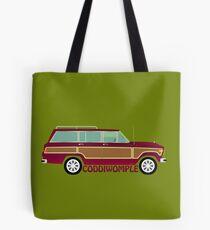 Coddiwomple Wagon Tote Bag
