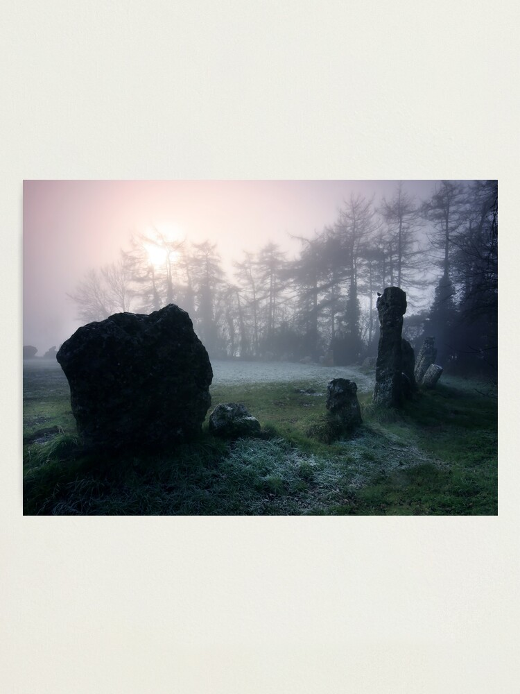 Alternate view of Magical Ring : Oxfordshire Photographic Print
