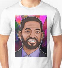 Will Smith Portrait by Ruklic-art T-Shirt