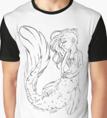 Meloncholy Mer Graphic T-Shirt