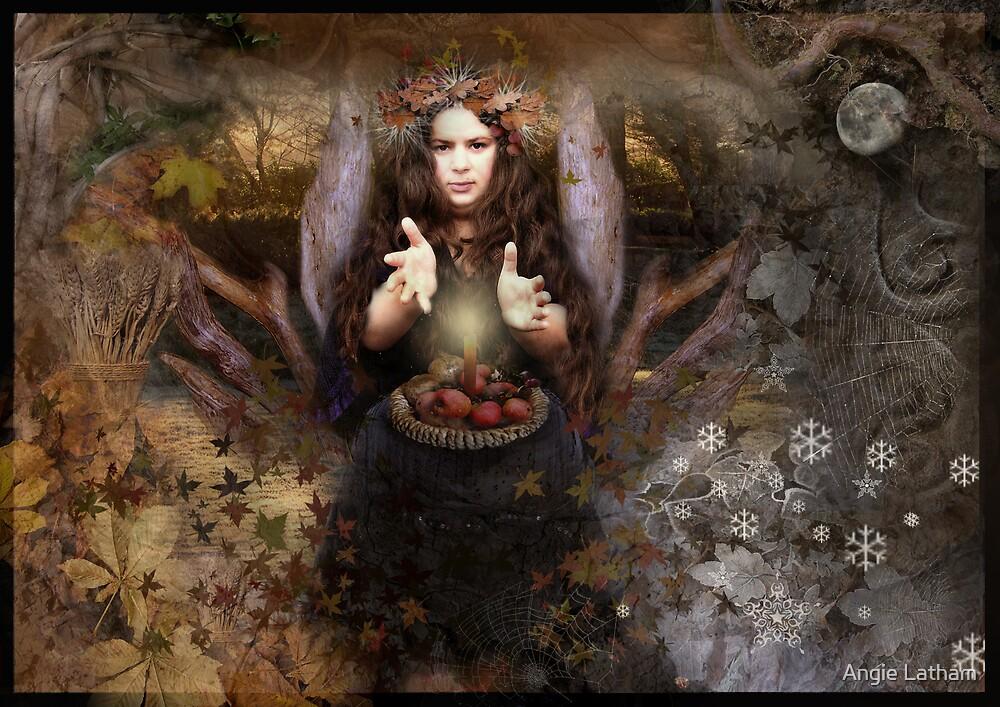 Mabon : Autumn Equinox by Angie Latham