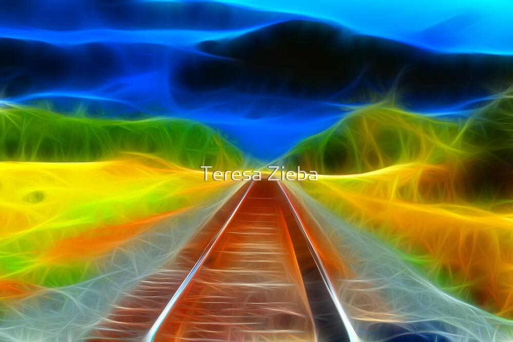 Follow your dreams by Teresa Zieba
