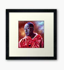 Breaking Bad - Gus Fring Framed Print