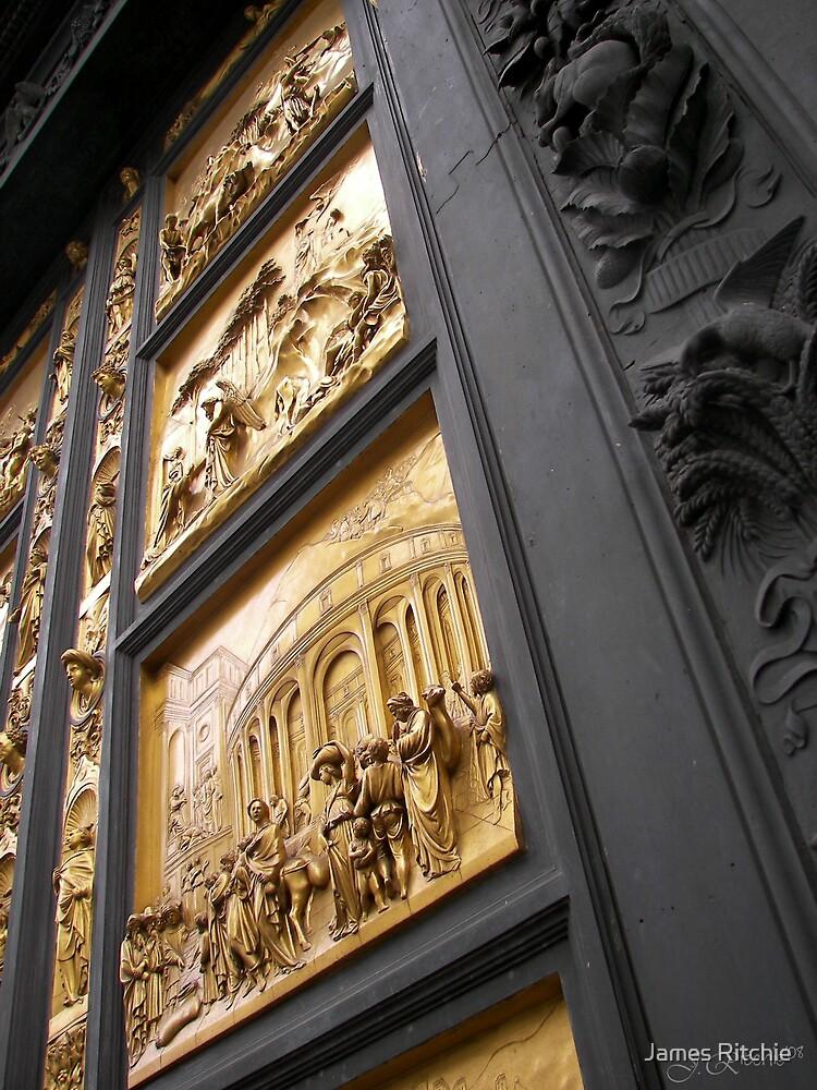 Golden Doors by James Ritchie