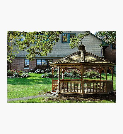 Public Library Franklin Lakes Photographic Print