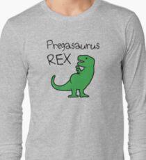 Pregasaurus Rex Long Sleeve T-Shirt