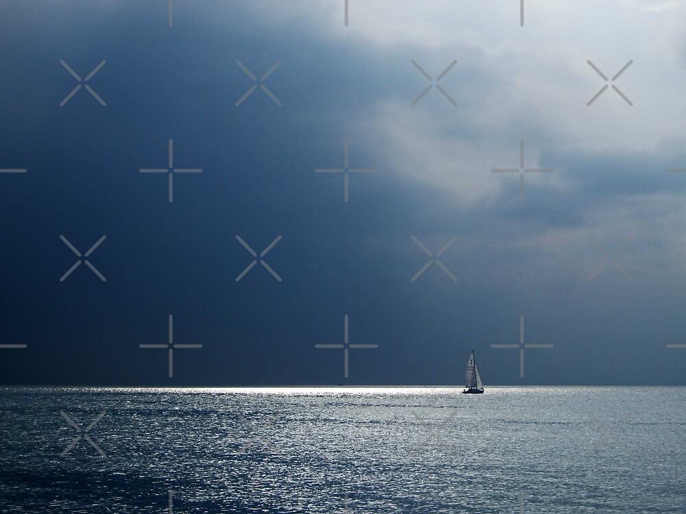 I am sailing by poupoune