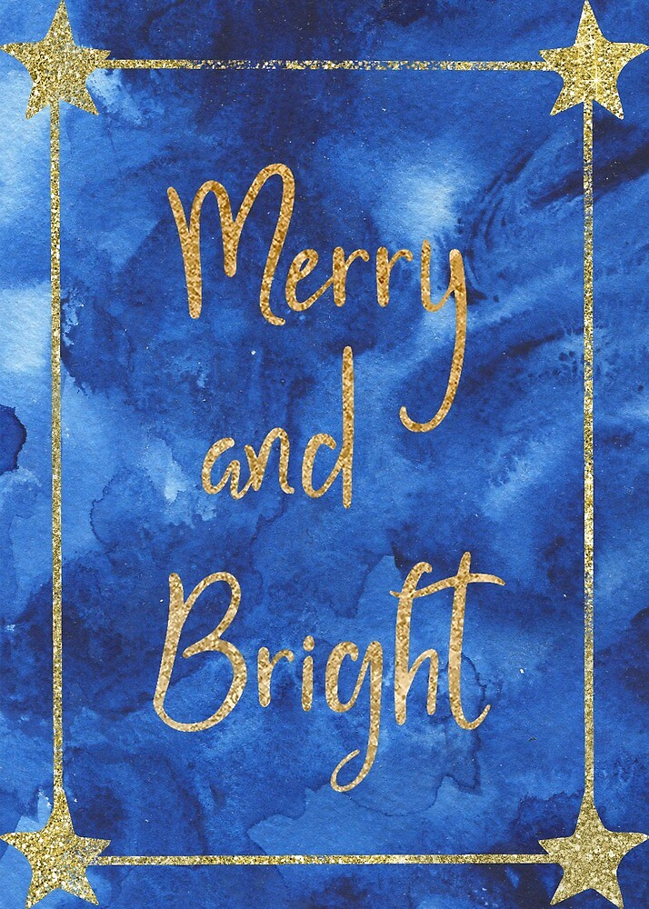 Merry and Bright by Roxanna Muller