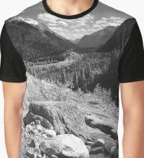 Kananaskis trail Graphic T-Shirt
