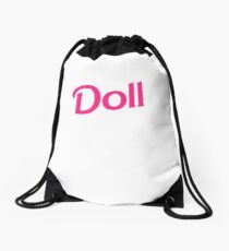 Doll Drawstring Bag