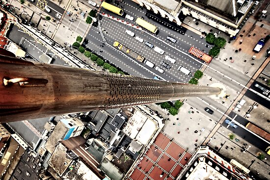 Spire by Paul O'Connell