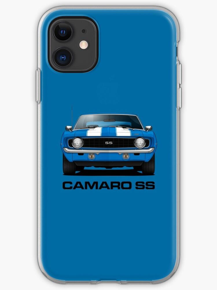 Camaro Chevrolet iphone case