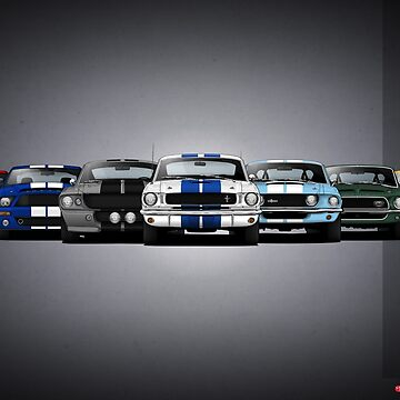 Shelby Mustang by m-arts