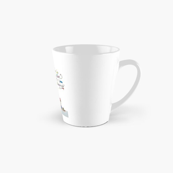 Dream Builder Tall Mug