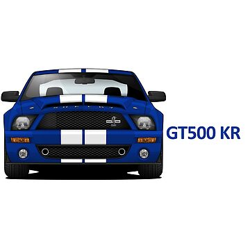 2008 Ford Mustang Shelby GT500 KR by m-arts