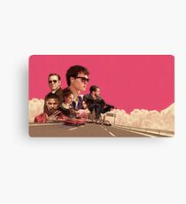 Baby Driver  Canvas Print