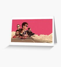 Baby Driver  Greeting Card