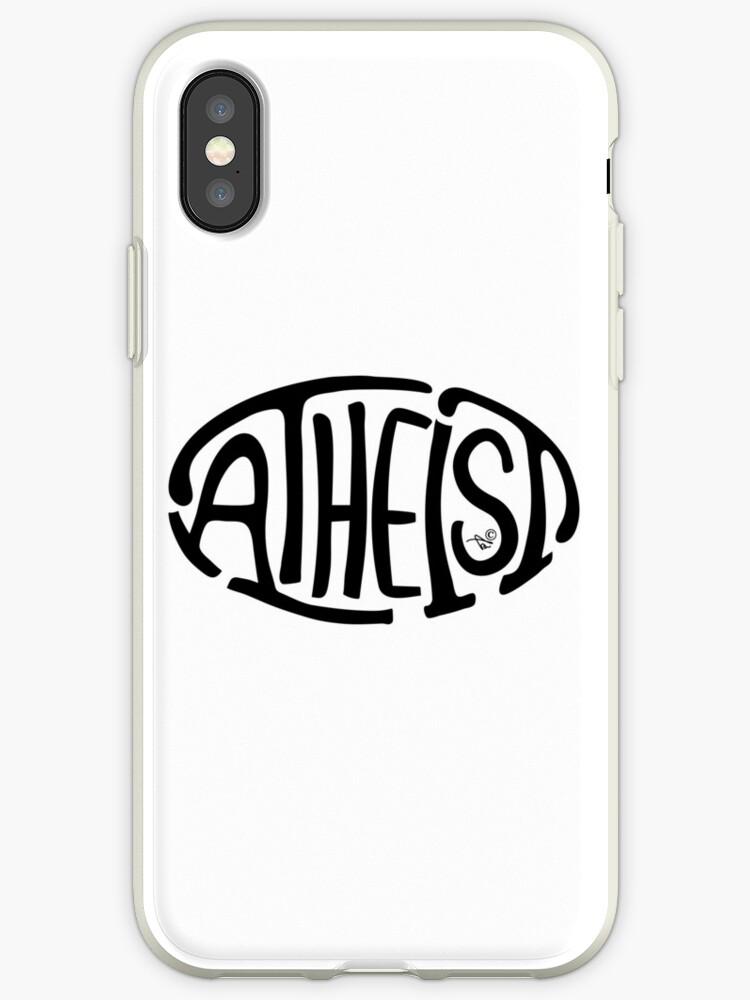Atheist Oval by Tai's Tees by TAIs TEEs