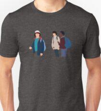 Stranger Things Color Silhouette Unisex T-Shirt