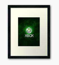 Xbox Divine Framed Print