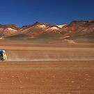 The desert race - Bolivia by Christophe Dur