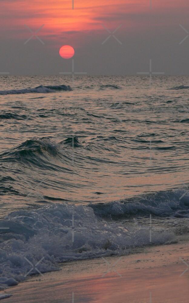 The Sea Awaits  by Rachel Leigh