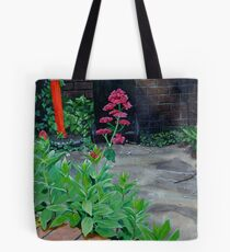 Beautiful Pink Colored Flower Not A Weed Tote Bag