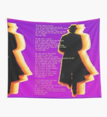 I'm Your Man  Wall Tapestry