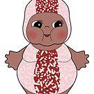 Chubby Iced Vovo Kewpie by Natalie Perkins