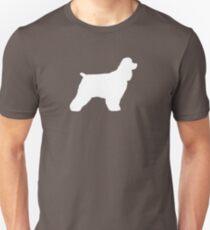 Cocker Spaniel Silhouette(s) T-Shirt