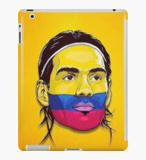 Falcao Colombia iPad Case/Skin