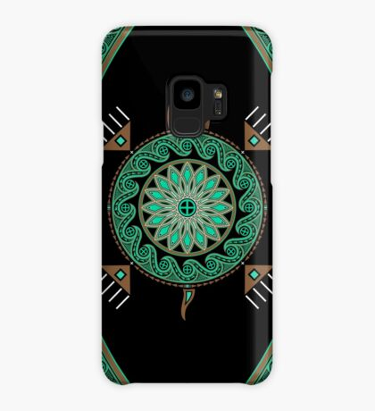 Green Turtle Case/Skin for Samsung Galaxy